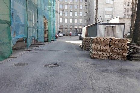 Ремонт фасадов адмиралтейский