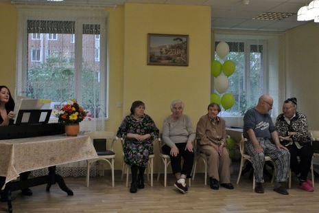 Частный пансионат для престарелых в московской области