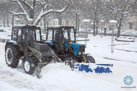 Уборка от снега горячая линия
