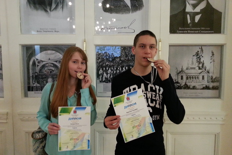 Воспитанники Центра внешкольной работы победили на фестивале технического творчества